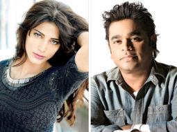 WOW! Shruti Haasan teams up with music maestro A R Rahman