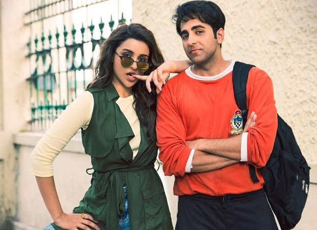 Parineeti Chopra calls Ayushmann 'innocent'