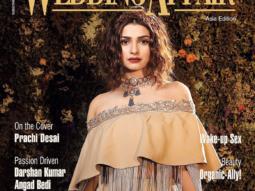Prachi Desai On the covers Of Wedding Affair