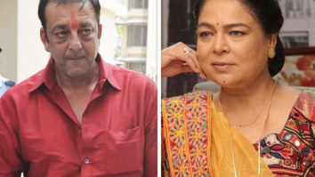 """I have lost my mother again"", laments Sanjay Dutt on the loss of Reema Lagoo feature"