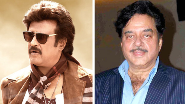 """""""To the best of my knowledge, my dear friend Rajinikanth is not getting into active politics nor joining the BJP"""" - Shatrughan Sinha"""