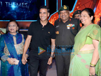 Akshay Kumar graces the Transform Maharashtra initiative launch by Devendra Fadnavis