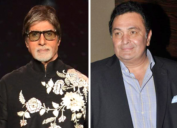 Amitabh Bachchan and Rishi Kapoor reunite to play 102-year father & 75-year old son