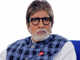 Amitabh Bachchan down with neck spasms