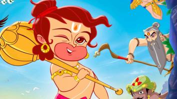 Animation film on Hanuman with Salman