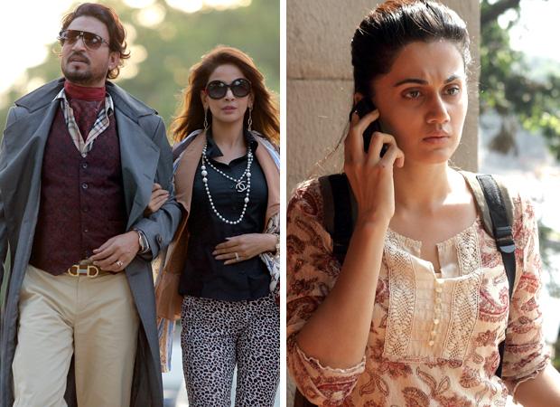 Box Office Hindi Medium has a very good Saturday, set to cross Naam Shabana lifetime today