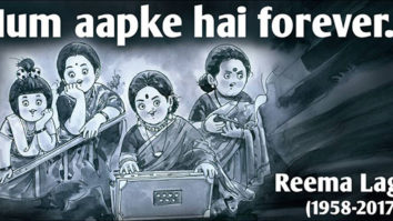 Check out Amul pays heartfelt tribute to late actress Reema Lagoo