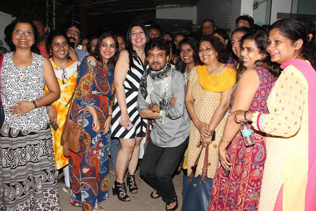 Check out: Irrfan Khan hosts a special screening of Hindi Medium for Hindi Language teachers in Mumbai