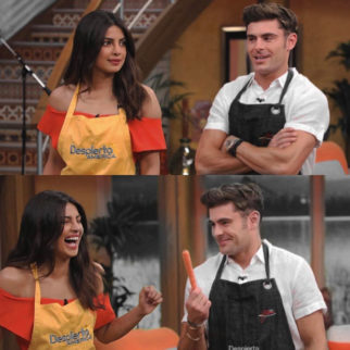 Check out Priyanka Chopra and Zac Efron's adorable moments from Baywatch promotions are the best things you'll see