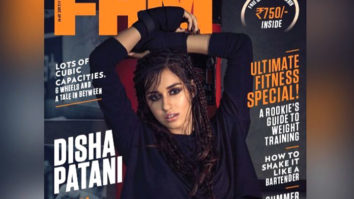 Disha Patani's HOT & FIT Side In This Cover Shoot Of FHM Magazine