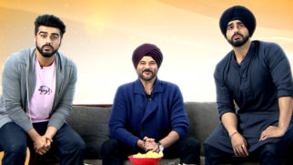 EXCLUSIVE It's Mubarakan Time With Anil Kapoor & Arjun Kapoor