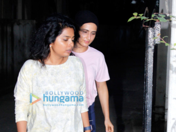 Fatima Sana Shaikh snapped at B'Blunt