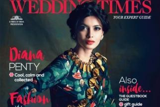 Diana Penty On The Cover Of Femina