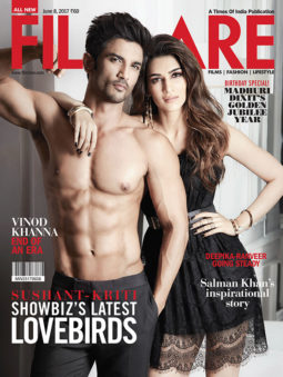 Sushant Singh Rajput On The Cover Of Filmfare,June 2017