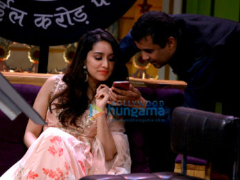 Film promotions of 'Half Girlfriend' on the sets of 'The Kapil Sharma Show'
