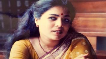 Here's how photographer Ashish Sompura remembers the late Reema Lagoo-1