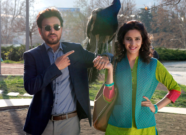 Hindi Medium Day 1 in overseas