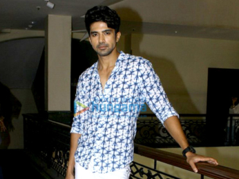 Huma Qureshi and Saqib Saleem promote the film 'Dobaara – See Your Evil'
