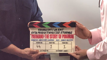 John Abraham's film Parmanu-The Story Of Pokhran based on nuclear test goes on floor features