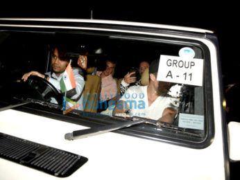 Justin Bieber arrives in India for the concert in Mumbai