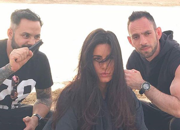 Katrina Kaif continues to shoot for Tiger Zinda Hai even in extreme temperature and here's the proof-11