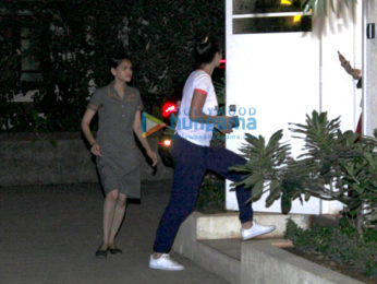 Katrina Kaif snapped visiting her doctor's clinic