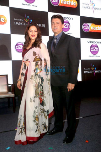 Madhuri Dixit unveils 'Dance with Madhuri' on Videocon DTH