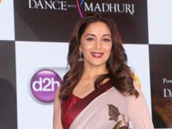 Madhuri Dixit unveils 'Dance with Madhuri' on Videocon DTH