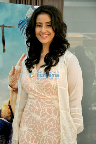 Manisha Koirala graces 'Dear Maya' media meet