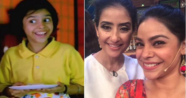 Manisha Koirala worked with Kapil Sharma's co-actor Sumona Chakravarti 18 years ago