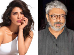 OMG! Priyanka Chopra has seen glimpses of Sanjay Leela Bhansali's Padmavati, and here's what she has to say