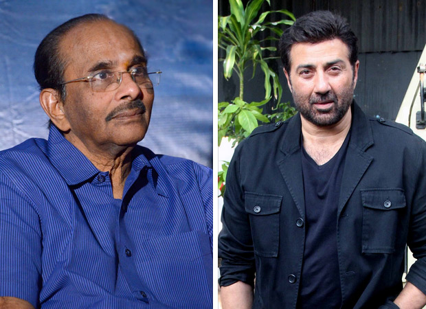 Oh No! Baahubali writer KV Vijayendra Prasad's film with Sunny Deol shelved news