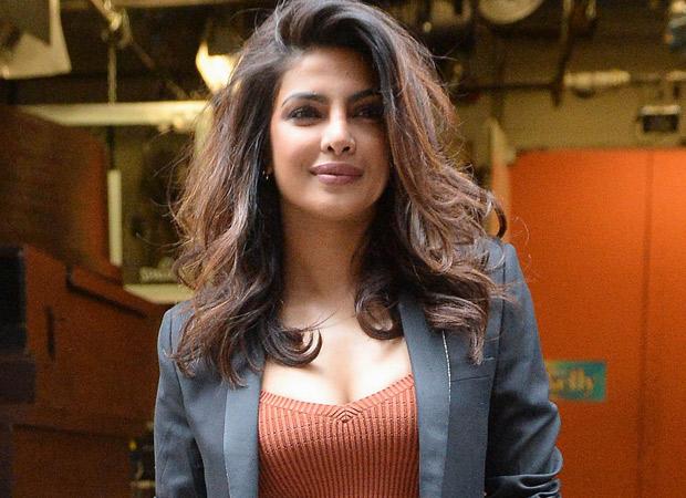 Priyanka Chopra's visit