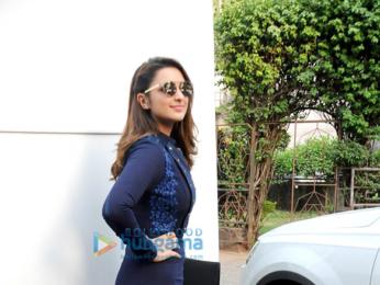 Promotions of 'Meri Pyaari Bindu' on the sets of Nach Baliye