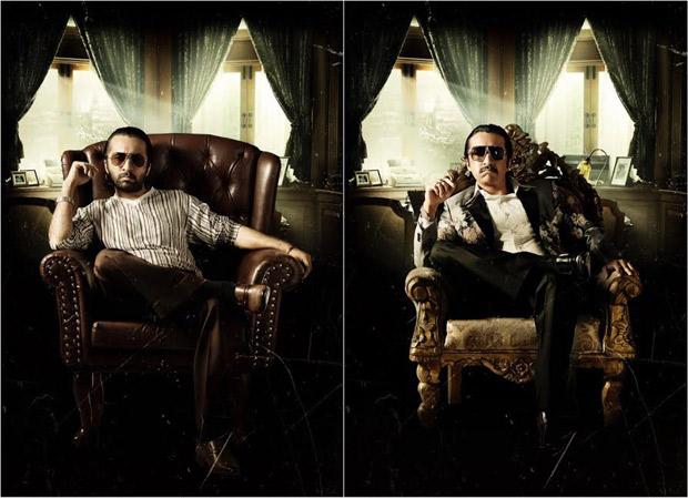 REVEALED Siddhanth Kapoor's two different avatars in Haseena – The Queen of Mumbai