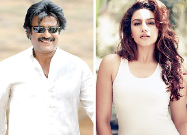 Rajinikanth finds his heroine in Huma