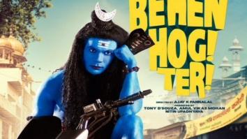 Rajkummar Rao dressed up as Shiva for the poster of Behen Hogi Teri creates legal trouble