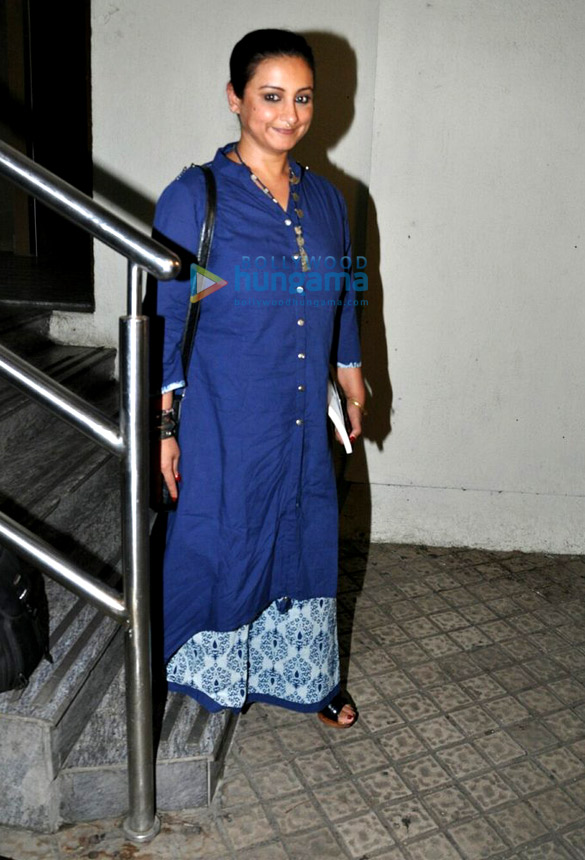 Ranveer Singh, Divya Dutta, Amisha Patel and Amit Gaur snapped at PVR, Juhu
