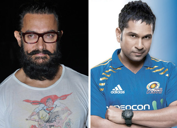 Aamir Khan shares his favorite memory of Sachin Tendulkar