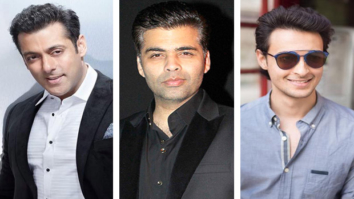 Salman Khan and Karan Johar to launch Aayush Sharma