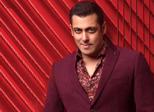 Salman Khan recorded a Marathi song