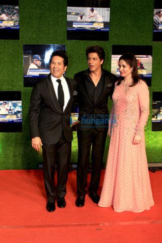 Shah Rukh Khan, Aamir Khan, Bachchans, Ambanis and others grace the premiere of 'Sachin – A Billion Dreams'