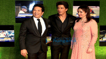 Shah Rukh Khan, Aamir Khan, Bachchans, Ambanis and others grace the premiere of 'Sachin – A Billion Dreams'