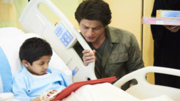 Shah Rukh Khan pays a surprise visit to a children's hospital in Dubai-2