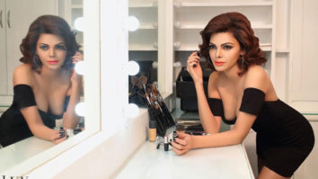 Sherlyn Chopra sizzles in this vintage glamour look