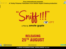 First Look Of The Movie Sniff !!!