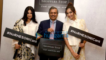 Sonam Kapoor and Rhea Kapoor at the media meet of Rheson
