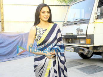 Sridevi and AR Rahman snapped promoting the film 'Mom' on Zee Lil champs-29