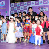 Swapnil Joshi Joshi graces the Grand Finale of 'Max Little Icon 2017'
