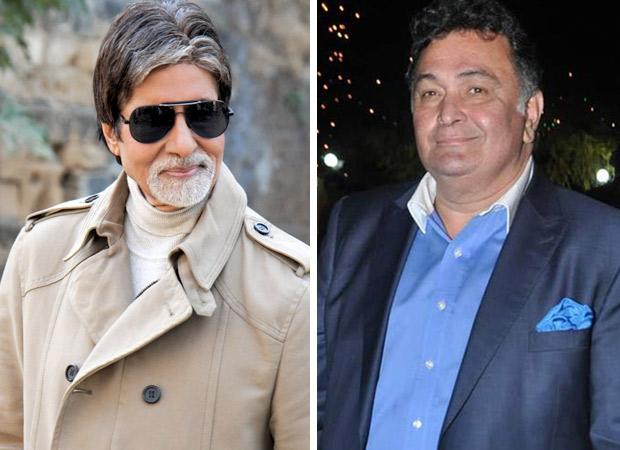 Rishi Kapoor, Big B to reunite for a new film